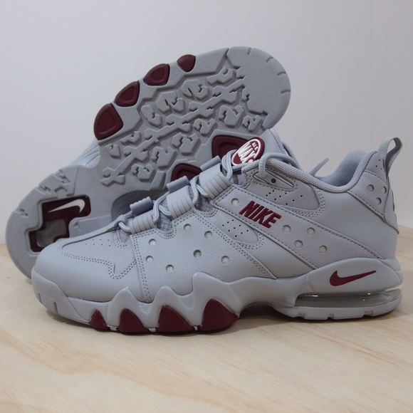 Nike Air Max CB 94 Size 10.5 Wolf Grey Team Red a478ef7e7